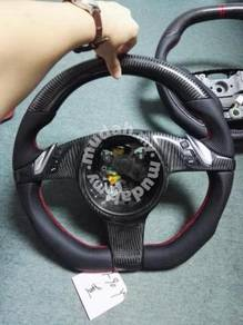 Porsche steering customize Porsche carbon steering