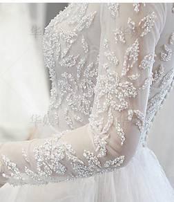 White Wedding bridal prom dress gown RB0250