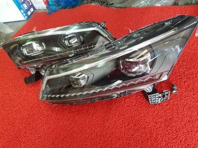 Honda accord led projector head lamp light led