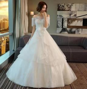 Wedding bridal prom evening dress gown RB0611