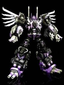 Neoart Toys KO MMC Nero Rex - Set of 6