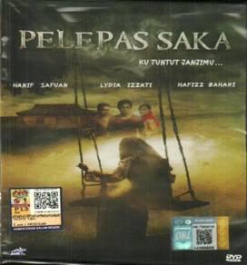 DVD Malay Movie Pelepas Saka Ku Tuntut Janjimu