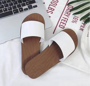 8071 Sunny One-Slip Flat Slippers
