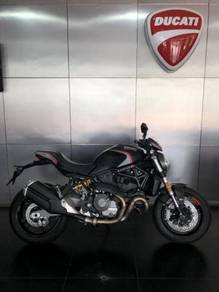 Ducati Monster 821 : Stealth Edition