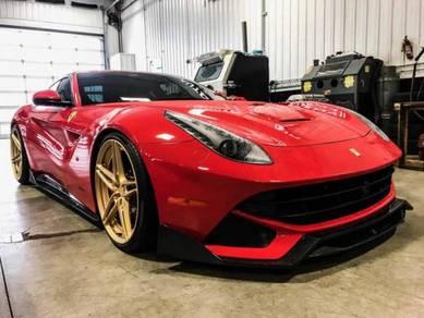 Ferrari f12 berlinetta novitec suspension hydrauli
