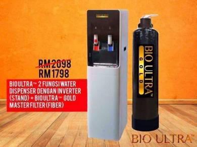 UPKK Penapis Air Water Filter Dispenser Bio Ultra