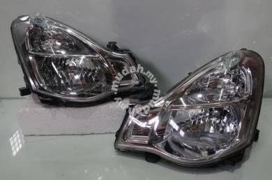 Nissan Sylphy G11 Head Light Lamp Lampu KOITO