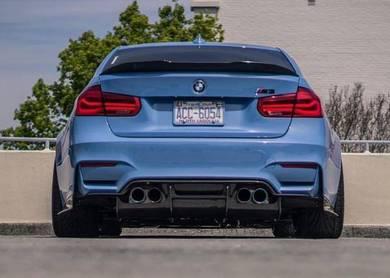 BMW F82 M4 Carbon Fiber Rear Bumper PSM Diffuser