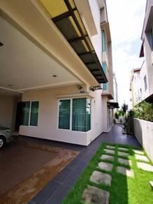 3 Storey Semi D House , Fully Renovated , Song Ban Kheng, Taman Bukit