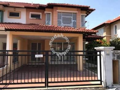 Taman Bayu Mutiara , 35X80 Semi D , Gated Guarded