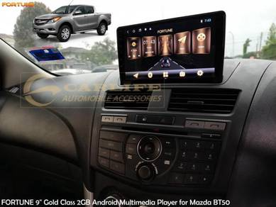 FORTUNE Gold Class 2Gb Android Player Mazda BT50