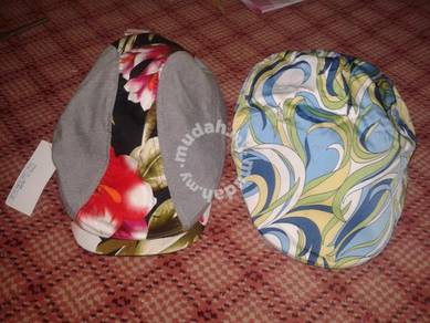 Flatcap floral design