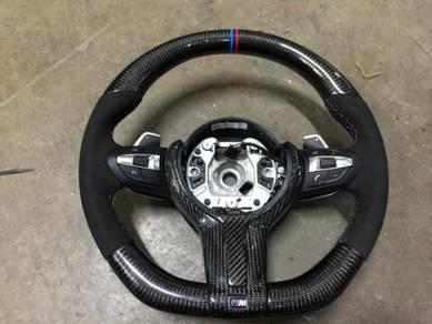 BMW F10 F30 Carbon fiber steering F10 Bodykit