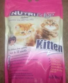 NUTRI EDGE Super Premium HOLISTIC Kitten Food