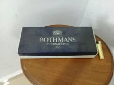 119 Kotak rothmans plastik C