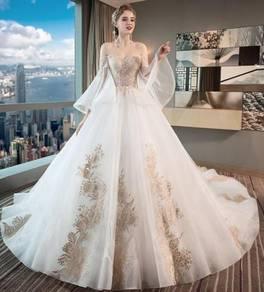 Wedding bridal prom evening dress gown RB0613