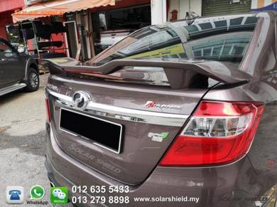 Perodua Bezza MDL X Spoiler Gear UP With Paint