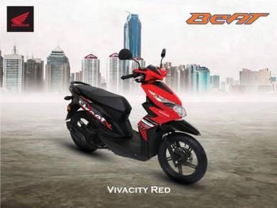 Scooter Honda BeAT 110 fi (muka rendah) (online)