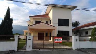 FREEHOLD FullyFurnish 2 Sty Bungalow House at Bandar Baru Seri Klebang