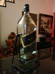 Empty 4.5 litre Johnny walker bottle SLG