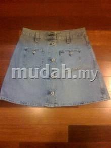 Original Replay A line denim skirt
