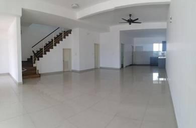 FACING OPEN+ CHEAP   2 Sty Superlink Cassia Garden Residence Cyberjaya