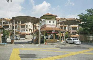 MURAH GROUND FLOOR   Townhouse Taman Amansiara Selayang Templer Park
