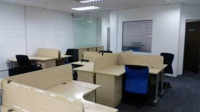 Phileo damansara 2, petaling jaya office (fully-furnished) big office+