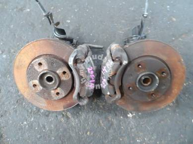 JDM Parts Knuckle Disc Brake Peugoet 206
