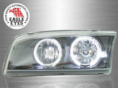 Lancer Crystal Angle Eyes Head Lamp 95-02