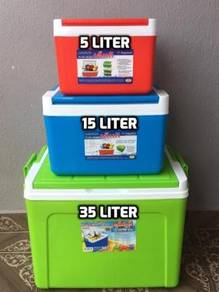 Quality DragonWare Cooler Ice Box Tong Kotak Ais