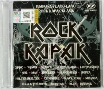 CD Rock Kapak XPDC Wings Search Rusty Blade BPR