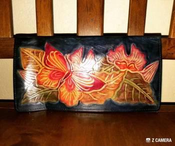 Wallet Floral Unbrand