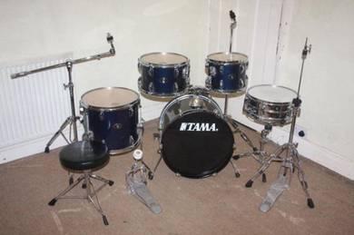 Tama Stagestar 5 Piece Full Drum Kit