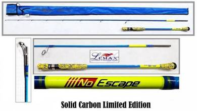 LEMAX SLIMMAX NO ESCAPE Jigging Fishing Rod Joran