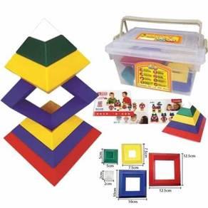 Pyramid Building Block (IXT-195)