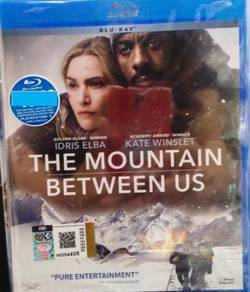 Blu-ray The Mountain Between Us