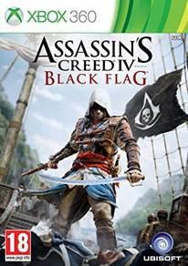 XBOX 360 : Assasin Creed 4 Black Flag (OFFLINE)