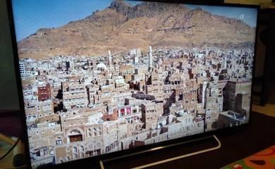 Sony smart tv.