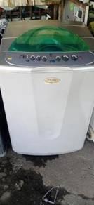 Mesin basuh terpakai auto panasonic 11 kg
