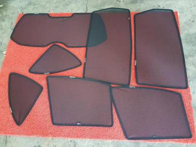 Honda brv oem magnetic sun shade uv block