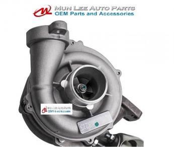 New Turbocharger Citroen C3 C4 C5 DV6TED4 GT1554V