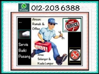 Air cond Servicing Pro Air con / aircond di KL/SEL