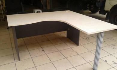 L shape Office table Code:OT-222