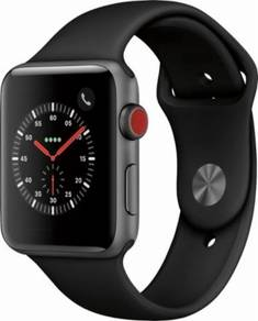 Apple watch series 3 GPS cellular space grey