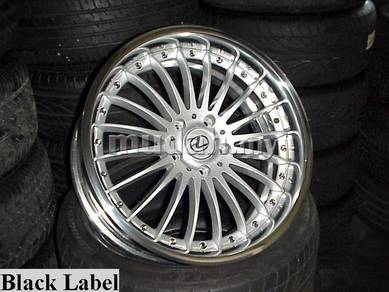 Rays Black Label Alloy Rims Made in Japan