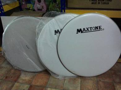 Maxtone Bass Drum 24'' x 10'' Drum Skin - DH26