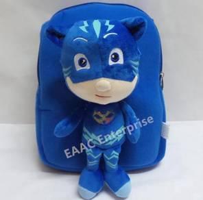 PJ Masks Blue Catboy Backpack Kindergarten Bag