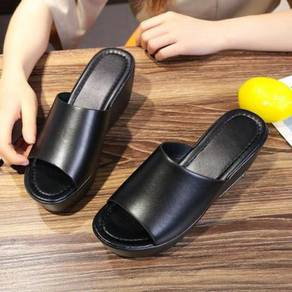 8073 Mary Slip On Wedges Shoes