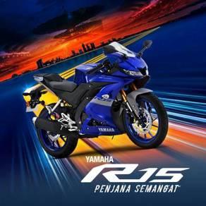 Yamaha r15 2021 promosi gila-gilaan